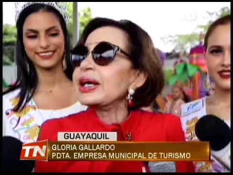 Eventos para el feriado de carnaval organiza empresa municipal de turismo