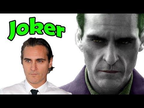 Joaquin Phoenix as the JOKER!?