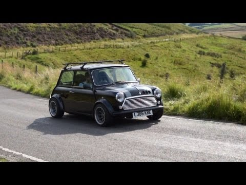 My 1380cc Classic Mini
