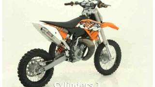 8. 2010 KTM SX 65 - Features and Specification