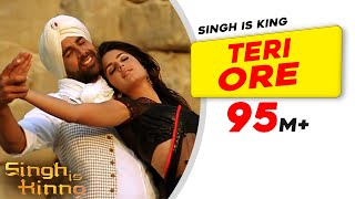 Video Teri Ore | Singh Is Kinng | Akshay Kumar | Katrina Kaif | Rahat Fateh Ali Khan | Shreya Ghoshal MP3, 3GP, MP4, WEBM, AVI, FLV Oktober 2018