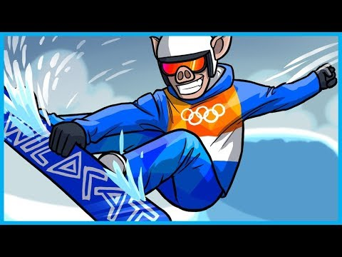 THE GREATEST OLYMPIC SNOWBOARDER TO EVER LIVE! - STEEP Funny Moments Gameplay (Road To The Olympics)