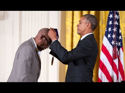 The President Presents the 2013 National Medal of Arts and National Humanities Medal
