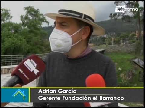 Se inauguró jardín botánico en Cuenca