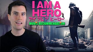 Nonton I Am A Hero   Movie Review   Japanese Horror Film Subtitle Indonesia Streaming Movie Download