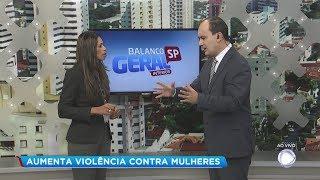 Violência contra mulher ainda é um desafio para as autoridades