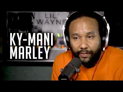 Ky- Mani Marley talks Shottas 2, growing up poor + his famous family