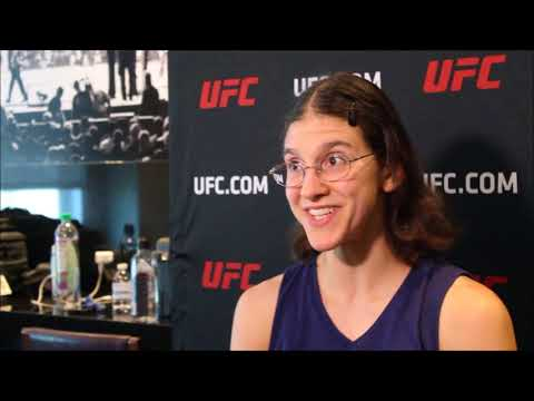 Roxanne Modafferi: 'The UFC Work In Mysterious Ways L TUF 27 Interview