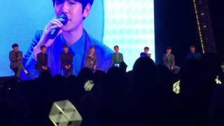 롯데월드 시크릿나이트 EXO - Sing for you