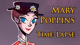 Mary Poppins - Time-Lapse