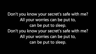 Sam Smith - Safe With Me Lyrics