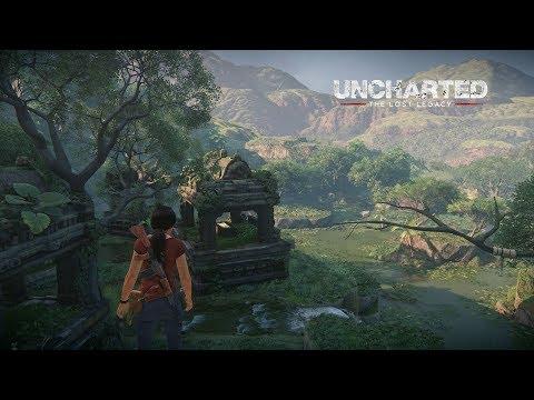 Uncharted: Утраченное Наследие - Прохождение #1