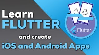 Flutter Tutorial for Beginners - Build iOS and Android Apps with Google's Flutter & Dart