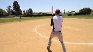 Awesome Baseball volley Batting Practice