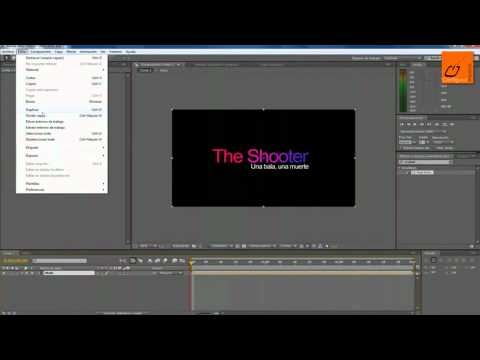 Tutorial After Effects, Crear intro para videos (bsica).mp4