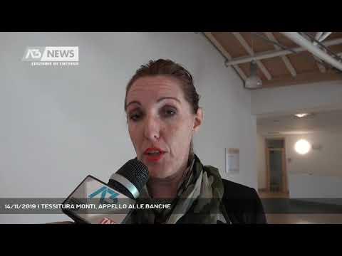 14/11/2019 | TESSITURA MONTI, APPELLO ALLE BANCHE