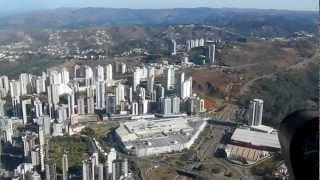 Vôo Panoramico em Belo Horizonte