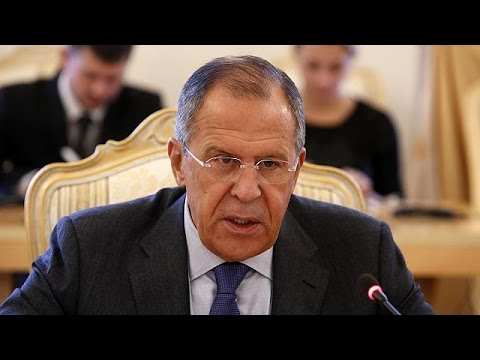 crisis - Russian Foreign Minister Sergei Lavrov has said