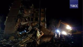 По факту обрушения многоэтажки в Казахстане возбуждено уголовное дело