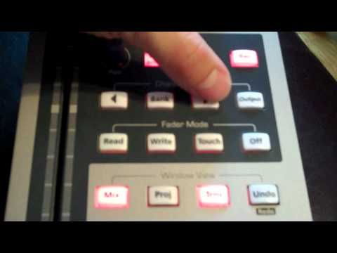 Recording Acoustic Guitar – and the Presonus Faderport