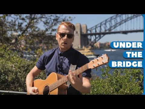 Fletcher - 'It's Coming For Us' - Under The Bridge Session