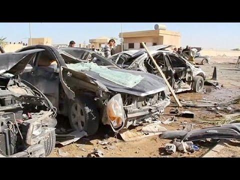 Λιβύη: Βομβιστικό χτύπημα με δεκάδες νεκρούς σε αστυνομική ακαδημία