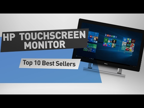 HP Touchscreen Monitor Top 10 Best Sellers