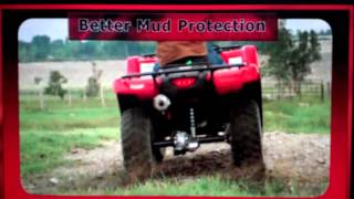 5. 2014 Honda Rancher / 2014 Honda Foreman Tech Talk Review of Specs / Honda of Chattanooga