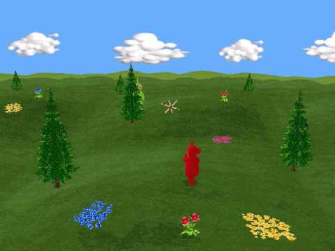 teletubbies playstation 2
