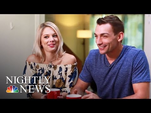 Married Figure Skating Couple Ready To Take The Ice In PyeongChang   NBC Nightly News