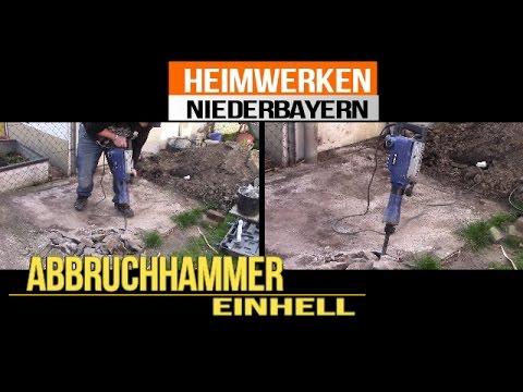 Einhell Abbruchhammer