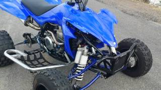 2. Yamaha yfz 450 2006 for sell walk around