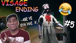 Aisa Toh Bilkul Nahi Socha Tha 😱😱 - VISAGE Ending Part #5