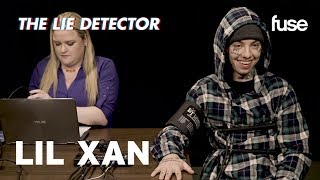 Video Lil Xan Takes A Lie Detector Test MP3, 3GP, MP4, WEBM, AVI, FLV Mei 2018