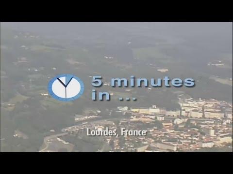 5 Minutes in... Lourdes, France