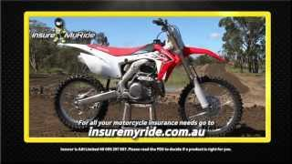 7. MXTV Bike Review - Honda 2014 CRF450R