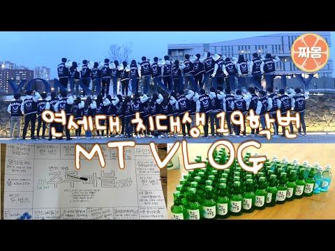 [MT VLOG] 연세대 치대생들의 엠티 브이로그 / 성대모사 대결 / 하이텐션 술게임