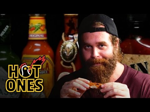 Hot Ones strikes again - this time with Epic Meal Time's Harley Morenstein