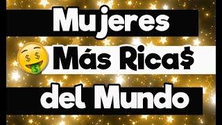 Video LAS 10 MUJERES MÁS RICAS DEL MUNDO - Randómetro - Día de la Mujer MP3, 3GP, MP4, WEBM, AVI, FLV Juli 2018