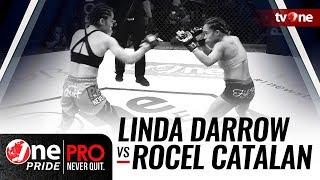 Video [HD] Linda Darrow (Indonesia) vs Rocel Catalan (Filipina)  - One Pride Pro Never Quit #19 MP3, 3GP, MP4, WEBM, AVI, FLV Mei 2018