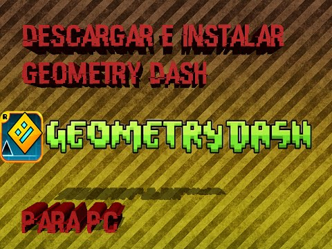 Descargar Geometry Dash Para PC [Windows 7,8 y 8.1]