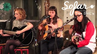 "The SHE's performing ""Anywhere But Here"" at Sofar San Francisco on September 25th, 2013. Click here to come to a show in ..."