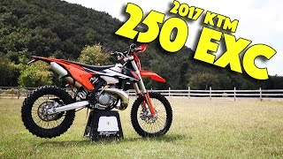 3. 2017 KTM 250 EXC | Close look and TEST riding!