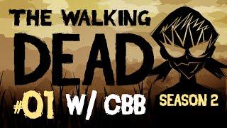 The Walking Dead: Season 2 w/ POKEAIMMD & CBB! - Ep 1 TEAM CLEMENTINE by PokeaimMD