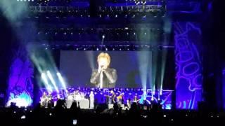 Bon Jovi Concert 2013..