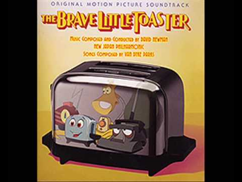 Cutting Edge - The Brave Little Toaster Original Soundtrack (видео)
