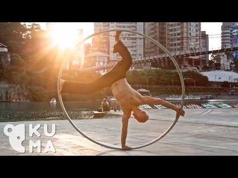 ring - One ring to amaze them all. Taiwan's famous street performer Isaac Hou blows our minds with his amazing cyr wheel performance. Click to tweet: http://ctt.ec/...