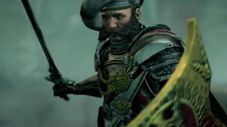 Total War: Warhammer Official Blood for the Blood God Trailer by IGN