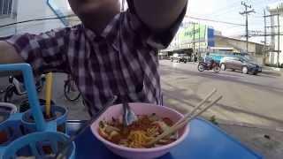 Yasothon Thailand  City pictures : Pinky noodle Yasothon Thailand เย็นตาโฟเมืองยโส