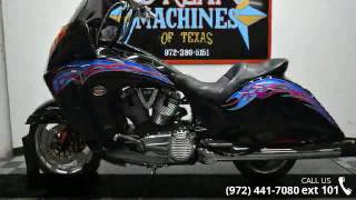 7. 2009 Victory Vision Arlen Ness Signature Series  - Dream ...